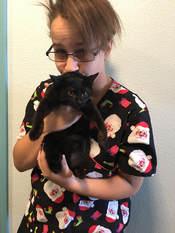 Elisa  Veterinary Assistant